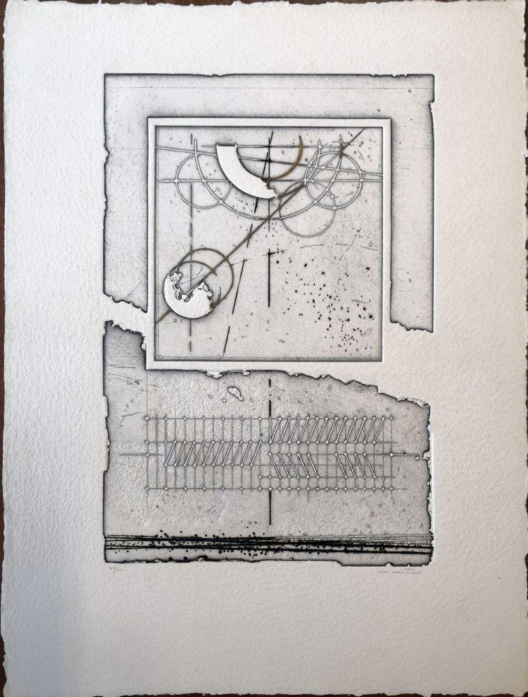 Engraving Valentini - Le misure, il tempo