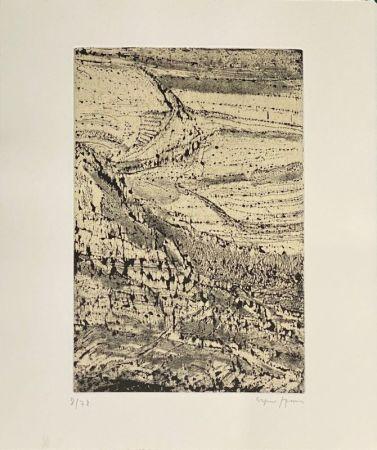 Engraving Szenes - Le monde de l'art n'est pas le monde du pardon