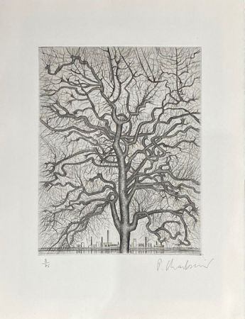 Engraving Charbonnier  - Le monde de l'art n'est pas le monde du pardon