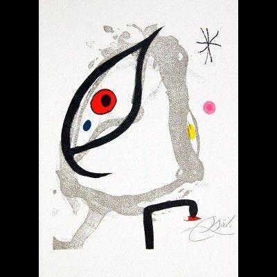 No Technical Miró - Le passage de l'Égyptienne
