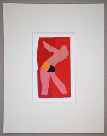 Lithograph Matisse (After) - Le petit danseur - 1947