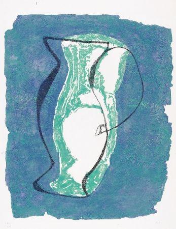 Aquatint Fautrier - Le pichet