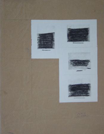 Screenprint Buraglio - Le Plaisir de Peindre, 2