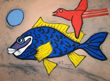 No Technical Corneille - Le poisson