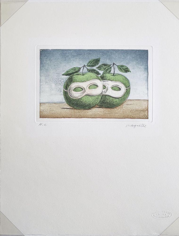 No Technical Magritte -  Le Pretre Marie (