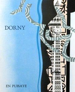 Illustrated Book Dorny - Le rêve de l'architecture