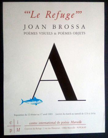 Poster Brossa -