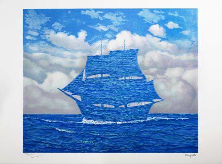 Lithograph Magritte - Le Séducteur (The Tempter)