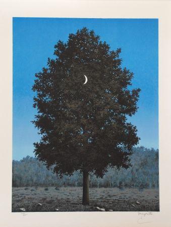 Lithograph Magritte - Le Seize Septembre