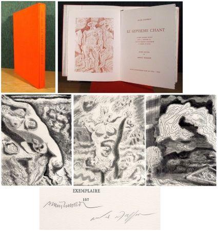 Illustrated Book Masson - Le Septieme Chant
