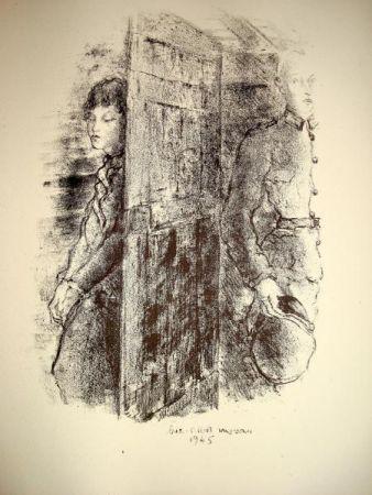 Illustrated Book Moreau - Le silence de la mer