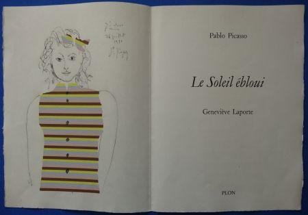 Illustrated Book Picasso - Le soleil ebloui