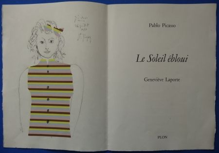 Illustrated Book Picasso - Le soleil ebloui