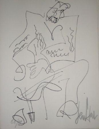 Lithograph Paul  - Le soliste