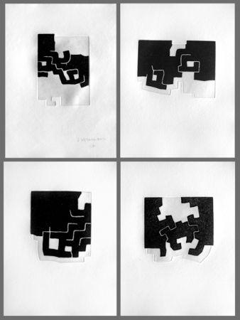 Illustrated Book Chillida - Le sujet...