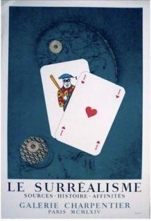 Lithograph Ernst - Le Surrealisme