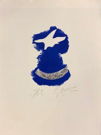 Lithograph Braque - Le Tir à l'Arc