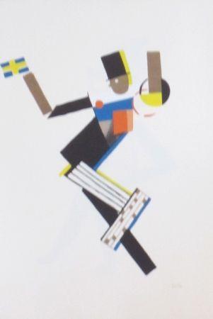 Lithograph Colin - Le tumulte noir 11