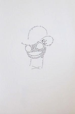 Lithograph Colin - Le tumulte noir 4