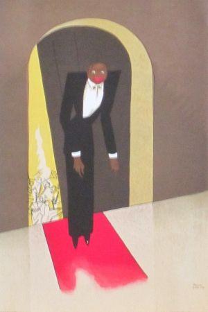 Lithograph Colin - Le tumulte noir 40