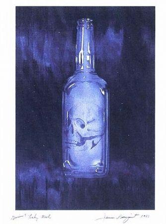 Aquatint Rosenquist - Leaky Neck