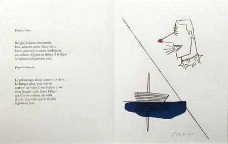 Illustrated Book Arroyo - L'enfant aux nuages