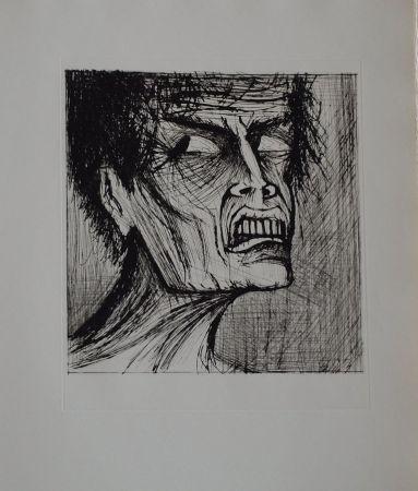 Lithograph Buffet - L'enfer de Dante / Angélo