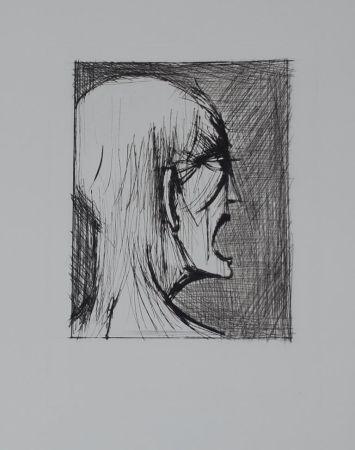 Drypoint Buffet - L'enfer de Dante / Damné ricanant