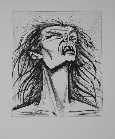 Drypoint Buffet - L'enfer de Dante / Figure Eclatée