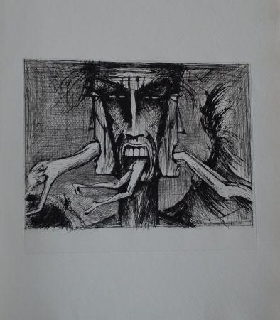 Drypoint Buffet - L'enfer de Dante / Lucifer