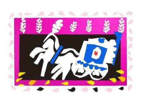 Lithograph Matisse - L'Enterrement de Pierrot (Pierrot's Funeral)