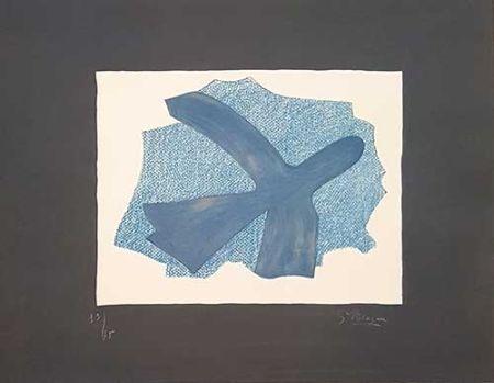 Lithograph Braque - L'envol