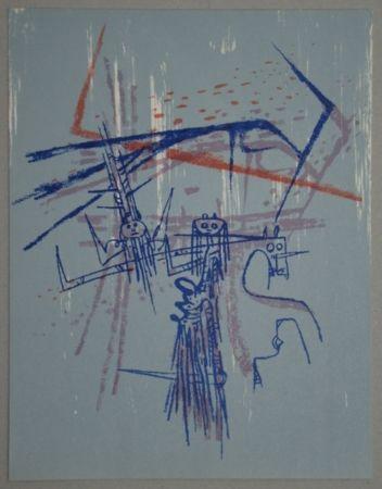 Lithograph Lam - Les affinités ambigües
