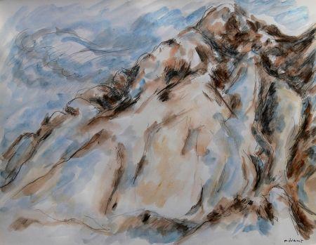 No Technical Dumont - Les Alpilles en hiver - The Alpilles in winter - Provence / France