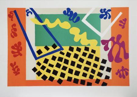 Lithograph Matisse - Les Codomas (The Codomas)