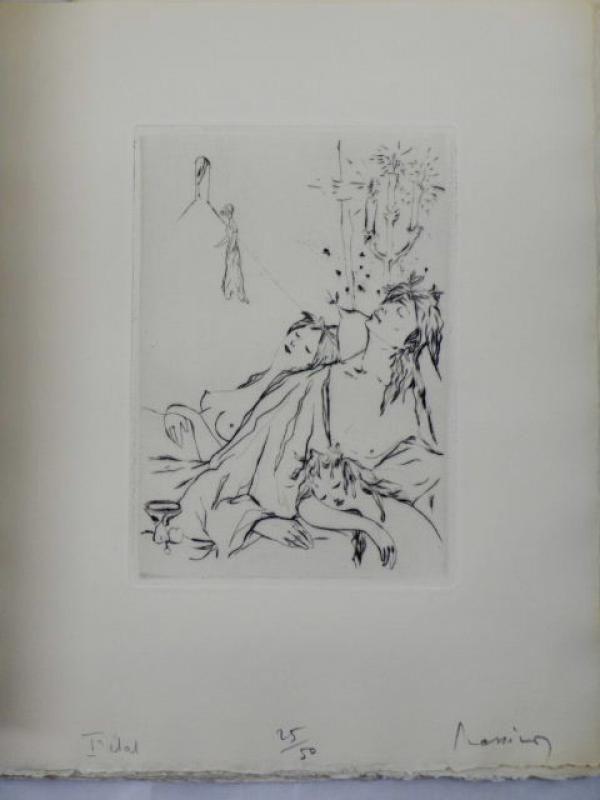 Illustrated Book Prassinos -  Les Contes fantastiques