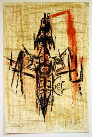 Lithograph Lam - Les Demeures d´Hypnos