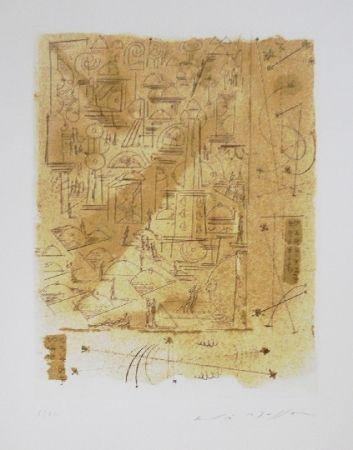 Lithograph Masson - Les europhages 2