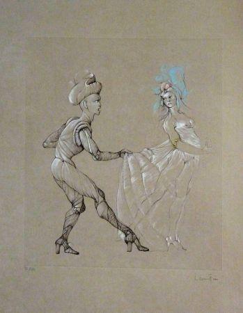 Lithograph Fini - Les Femmes