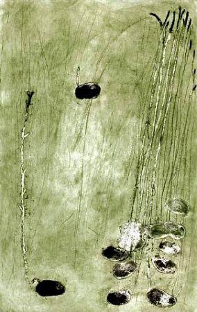 Engraving Barcelo - Les Germes
