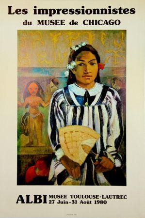 Offset Gauguin - Les Impressionistes du Musée de Chicago