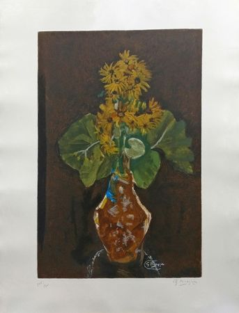 Etching And Aquatint Braque (After) - LES MARGUERITES