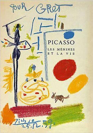 Lithograph Picasso - Les Menines Et La Vie