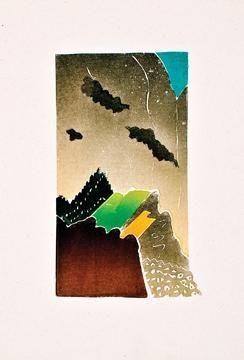 Illustrated Book Hippeau - Les solitudes de Purun Bhagat. Suite de vingt-quatre planches encrées par Jean-Paul Hippeau (d'après une nouvelle de Rudyard Kipling)