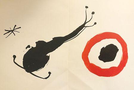 Lithograph Miró (After) - L'Escargot