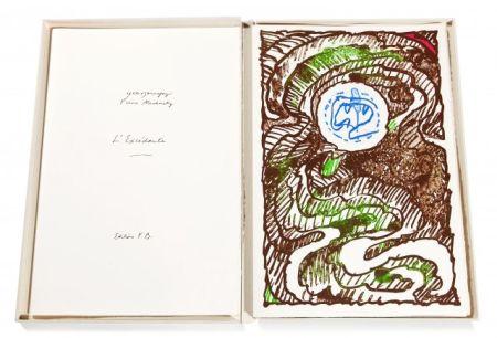 Illustrated Book Alechinsky - L'Excédante