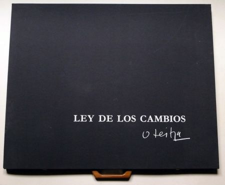 Illustrated Book Oteiza - Ley de Cambios
