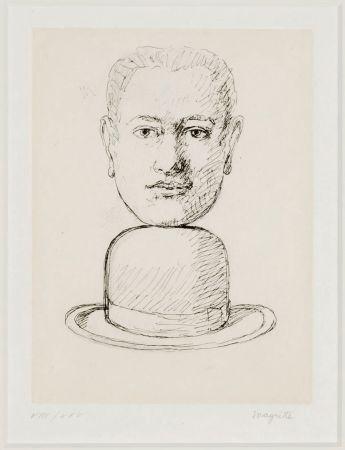 No Technical Magritte - L'Homme au chapeau Melon
