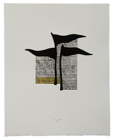 Etching And Aquatint Baroja-Collet - Libertad de expresión
