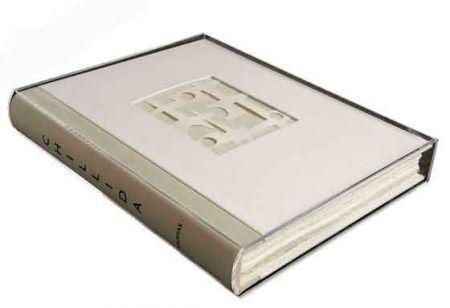 Engraving Chillida - Libro Aromas